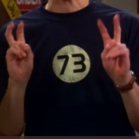 Sheldon's 73 Shirt