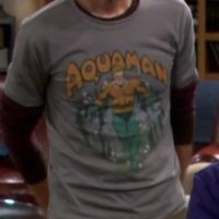 Junk Food Aquaman Shirt