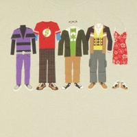 Big Bang Theory Clothing Shirt