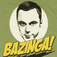 Green Bazinga Shirt