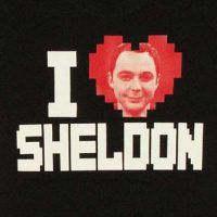 I (heart) Sheldon shirt