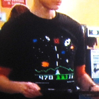 Intellivision Astrosmash Shirt