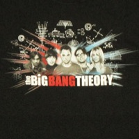 Big Bang Theory Science Doodles Shirt