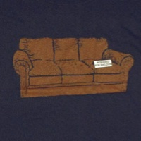 Sheldon's Reserved Spot on the Couch Shirt