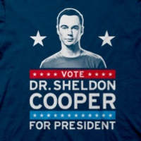 Sheldon for President Shirt